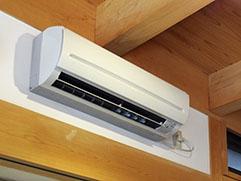 ご家庭のエアコン(掃除機能付き)